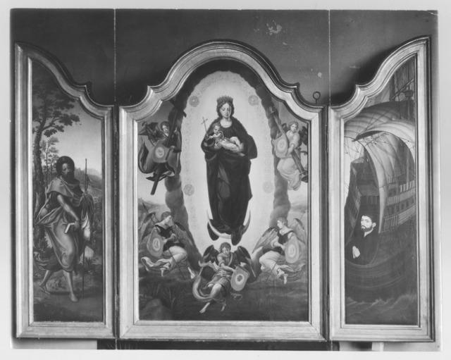 1517-50 Pieter Coecke van Aelst Coll priv