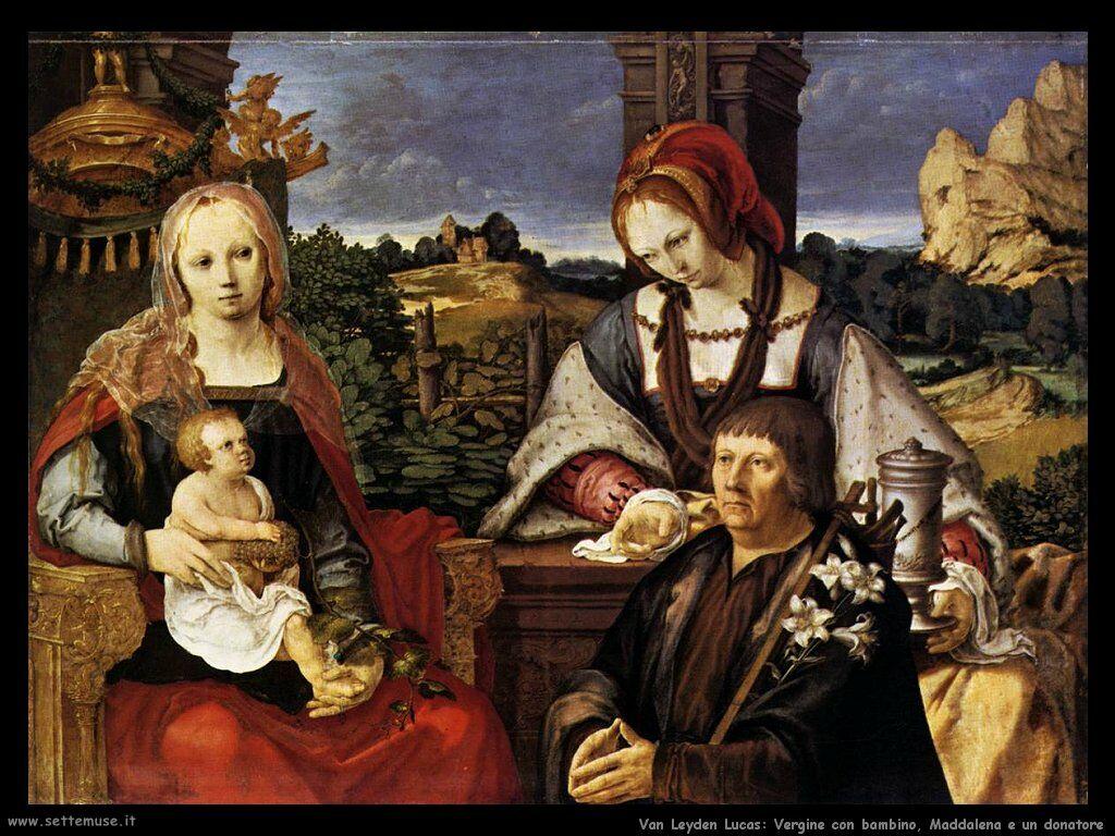 1522 Lucas_van_Leyden-Maria_mit_de
