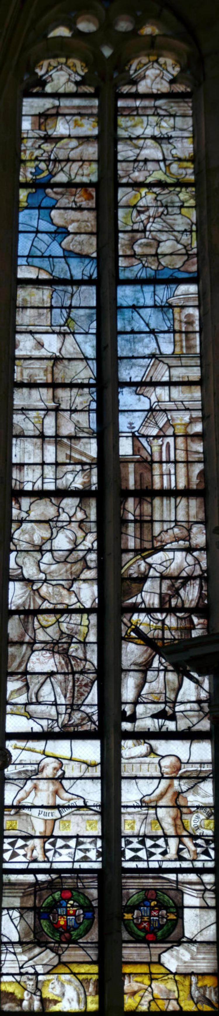 1525-50 Vision auguste eglise de Chavagnes Denis Krieger www.mesvitrauxfavoris.fr