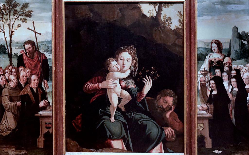 1530 ca Van Scorel Dordrecht Museum phoro JL Mazieres