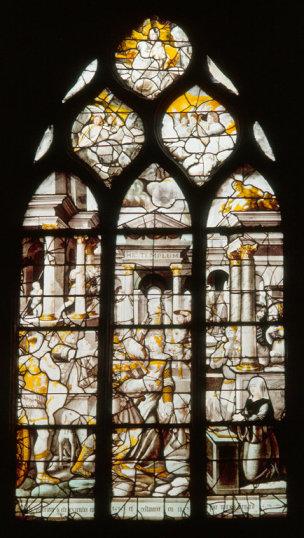 1535 eglise Saint-Alpin Chalons photo n.doduc vitrail.ndoduc.com