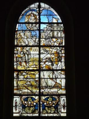 1566-1600 eglise Saint Parres aux-Tertres photo n.doduc vitrail.ndoduc.com