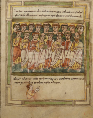 800-25 Valenciennes, BM MS 99 fol 15r