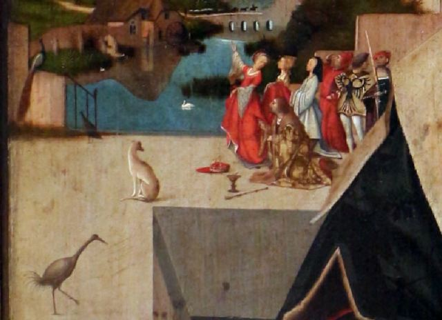 Jan_mostaert,_ritratto_del_cavaliere_abel_van_coustler,_post_1512,_Royal Museums of Fine Arts of Belgium detail