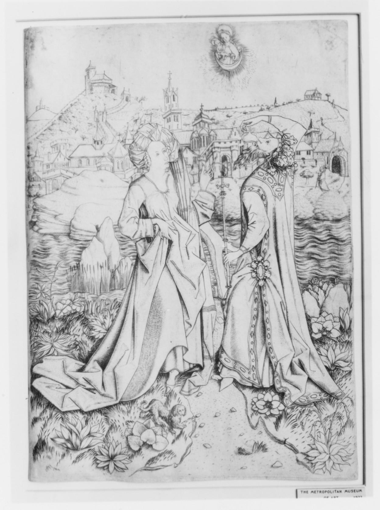 Master ES 15eme s Auguste et la sybille MET
