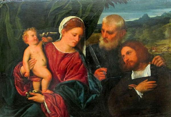 Paris Bordone sacra-conversazione-con-santomobono-e-donatore