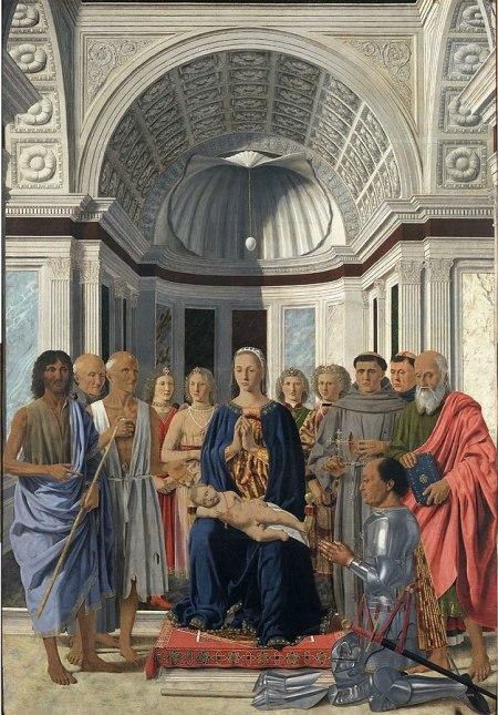 SVDS 1472 Pala di Brera Piero_della_Francesca_Brera Milan