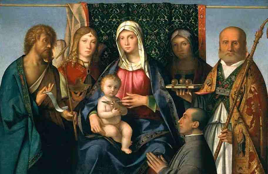 SVDS 1505-15 Boccaccio Boccaccino Birmingham Museum and Art Gallery