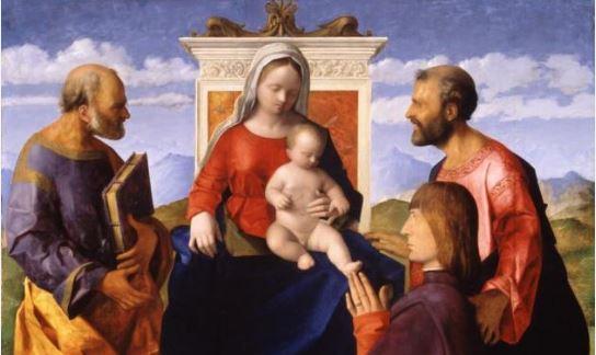 SVDS 1505 Bellini Giovanni et atelier donateur inconnu Birmingham Museums and Art Gallery demi