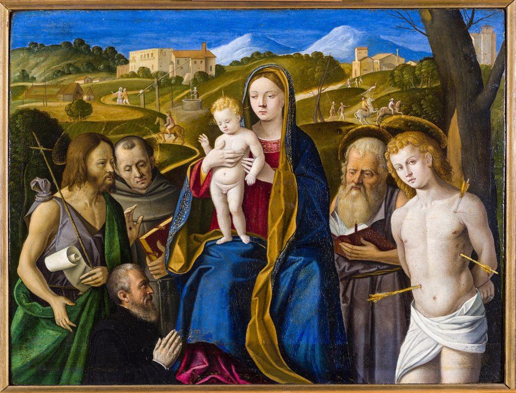 _SVDS 1510-20 Girolamo da Santacroce Palazzo Roverella Rovigo