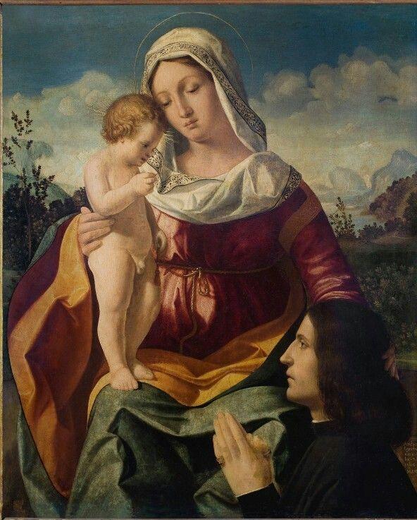 VD 1500-28 Andrea Previtali Museo Civico degli Eremitani Padoue