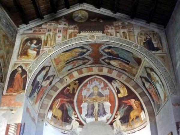 1380-1400 Martino da Verona Santissima Trinita in Monte Oliveto Verona