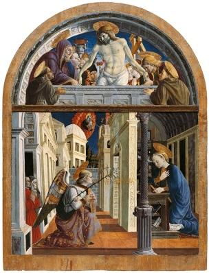 1461 ca Girolamo di Giovanni di Camerino, Pinacotheque, Camerino