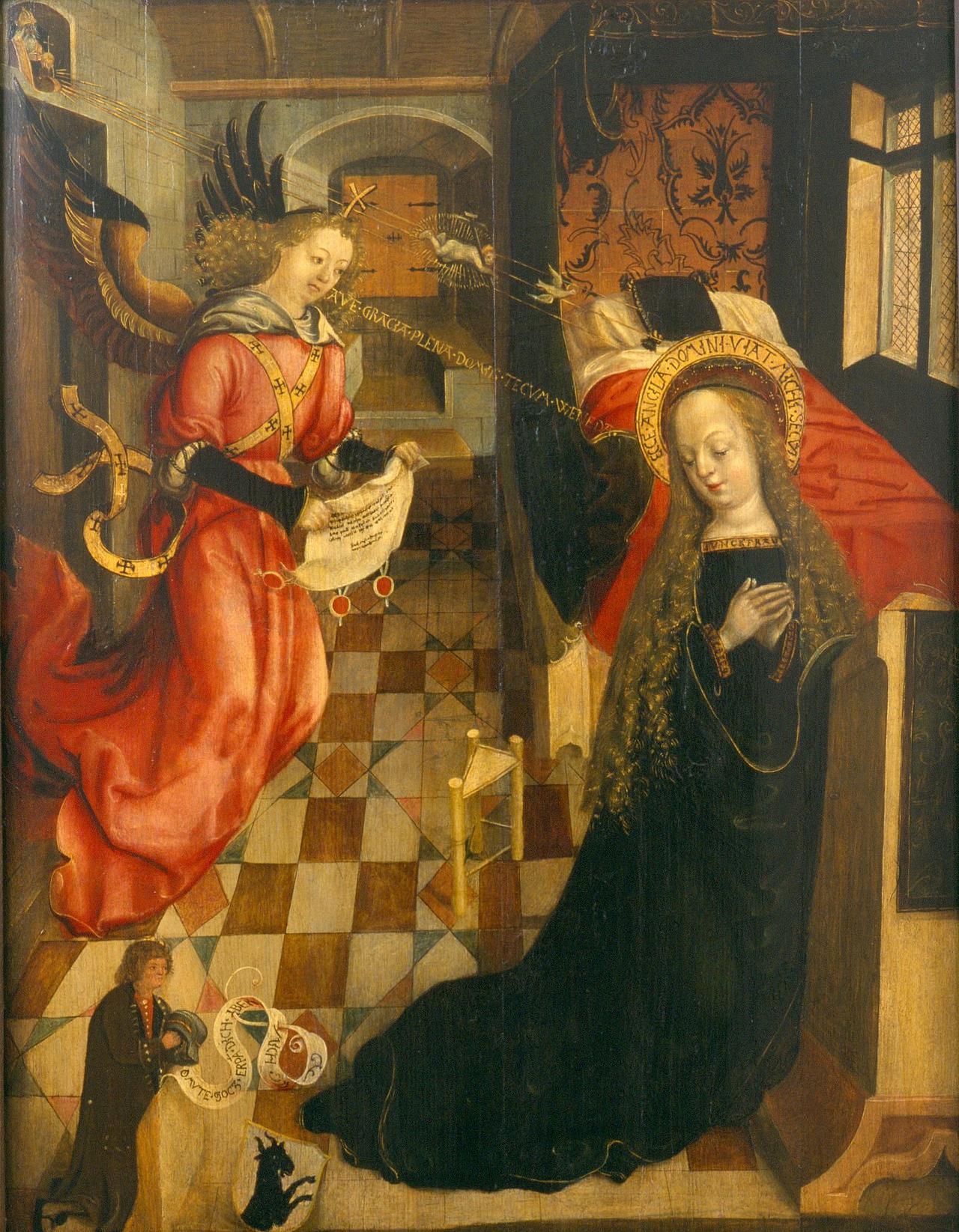 1480-1500 Domschatz- und Diozesanmuseums Eichstatt