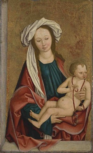 1490-1500 Bernhard Strigel Hans Funk Diptychon A, Alte Pinakothek Munchens.jpg