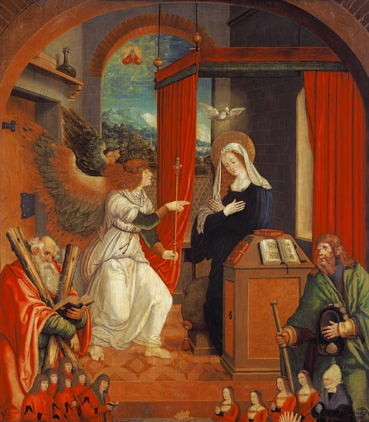 1510-30 mariae_verkuendigung_Hans duerer
