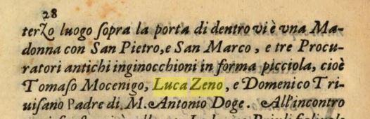 1602 Manfredi degnita procuratoria di San Marco di Venetia