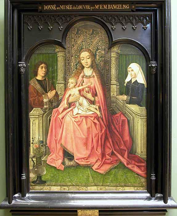 Maitre de 1499 louvre Paris