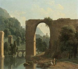 1810 cc_bertin_Jean Victor retourne_Pont Narni