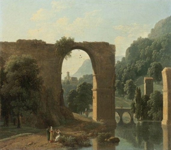 1810 cc_bertin_Jean Victor_Pont Narni