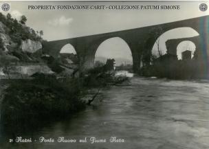 1953 Narni Collection Patumi Simone, Cassa di Risparmio di Narni e Terni