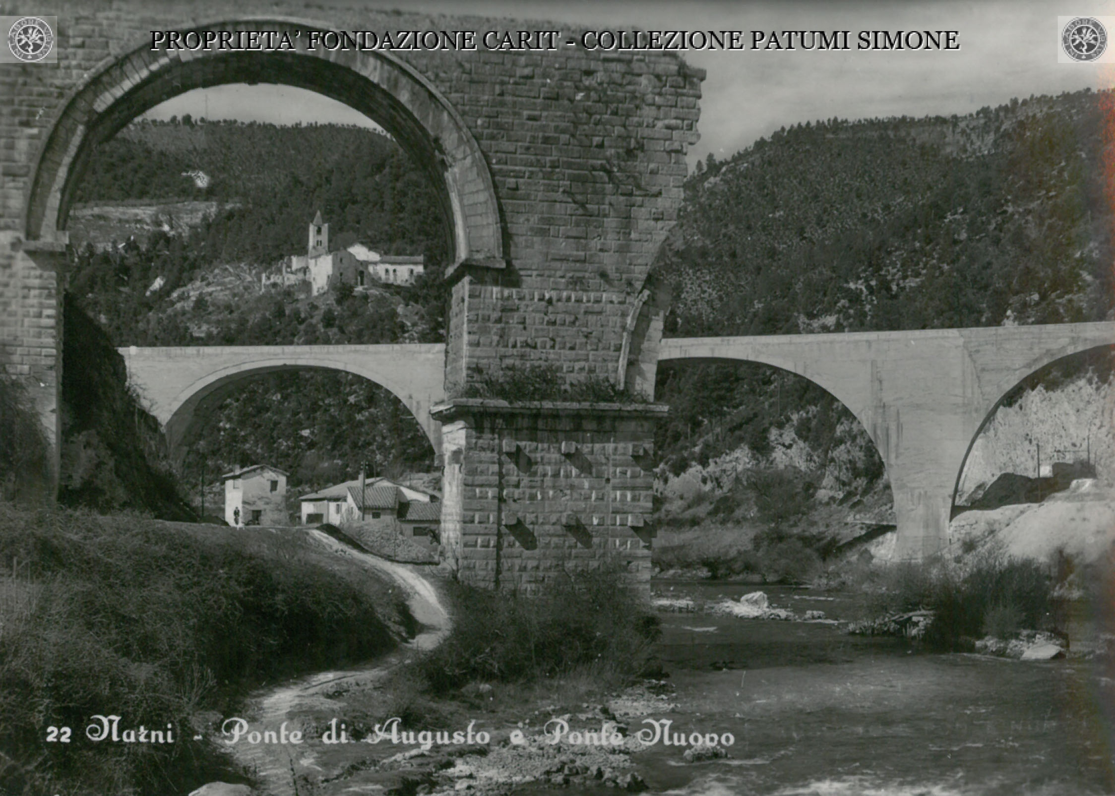 1959 Narni 1 Collection Patumi Simone, Cassa di Risparmio di Narni e Terni