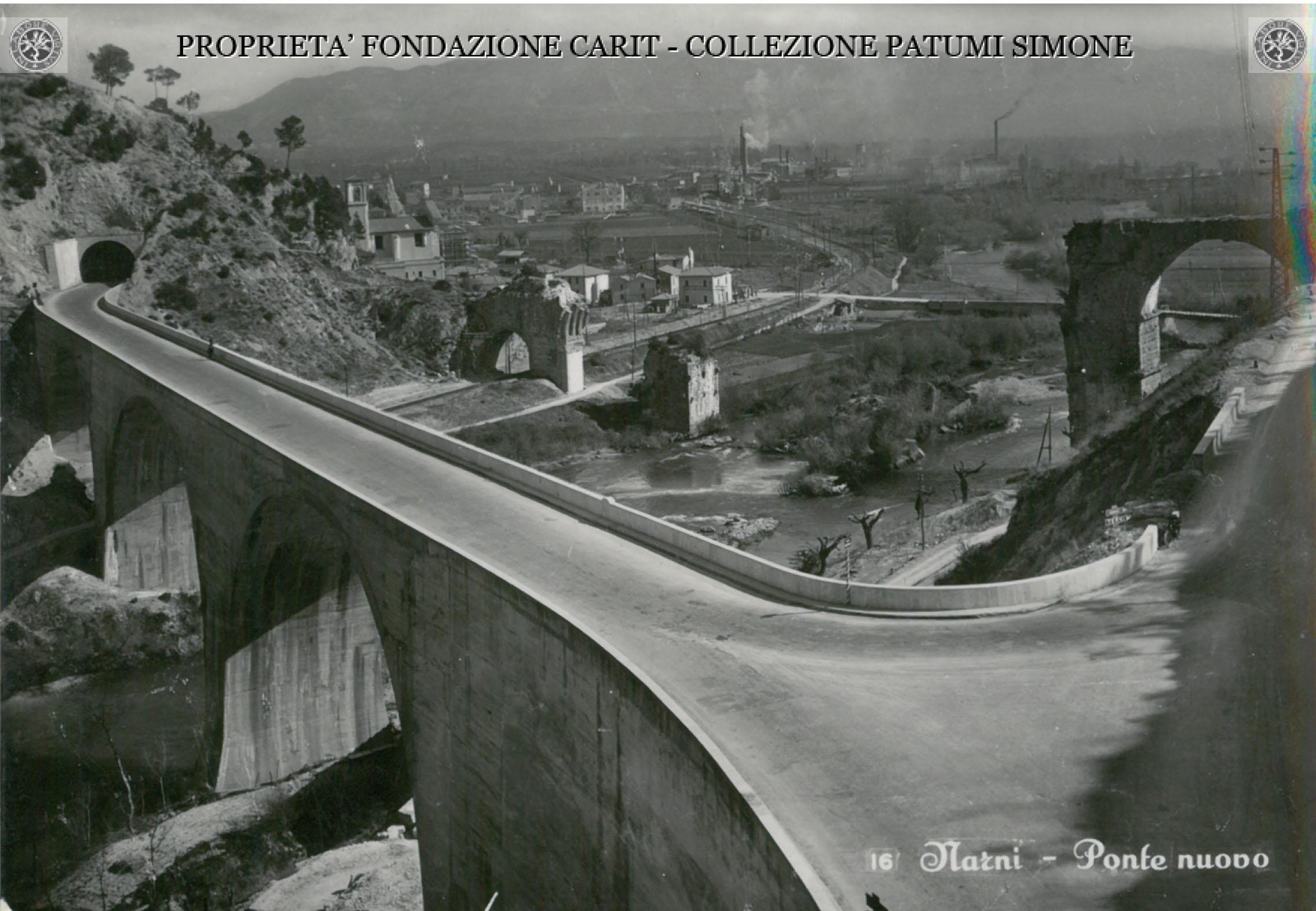 1959 Narni Collection Patumi Simone, Cassa di Risparmio di Narni e Terni
