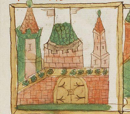 1450 Speculum humanae salvationis, Meermanno Koninklijke Bibliotheek, La Haye 10C23