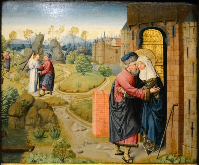 1485 Master of the Stories of Mary in Aachen Musee du tresor de la Cathedrale Aix la Chapelle
