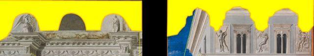 Fra Carnevale 1467 diptyque schema1 cadre