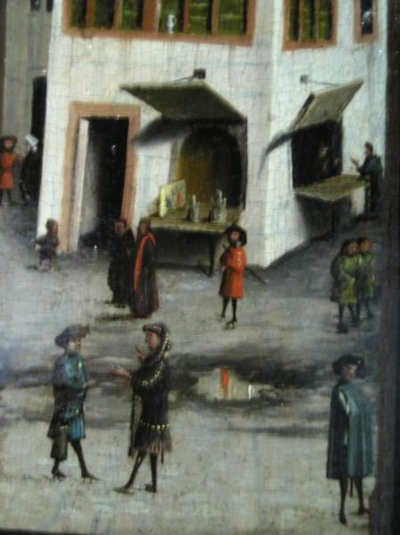 Konrad_Witz_Se-Marie-Madeleine-et-Ste-Catherine-Musee-Oeuvre-Strasbourg-fond-