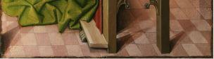 Maitre de Flemale Triptyque Werl Panneau droit (detail)