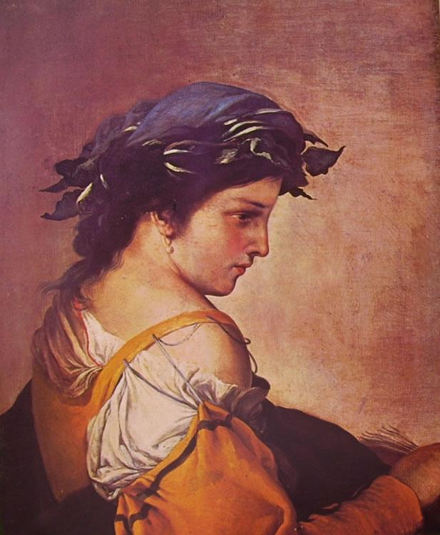 Rosa 1641 ca Poesia Palazzo Barberini
