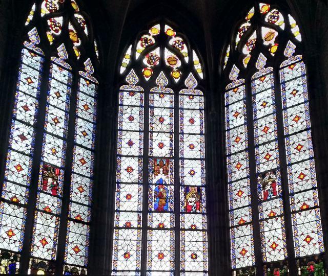 010 012 014 1301-10 Chapelle St Joseph Marguerite d'Artois Comte Louis Evreux Comte Louis Evreux