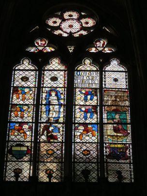 208 Assomption de la Vierge avec Blanche de Navarre Evreux