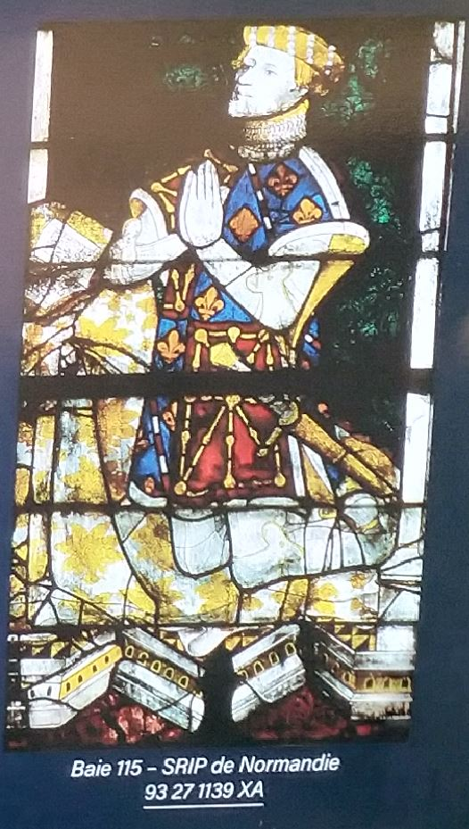 209 1390-1400 Piere de Navarre Comte de Mortain
