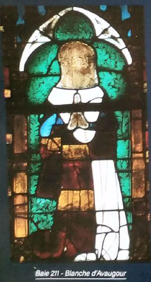 211 1325-27 Blanche d'Avaugour