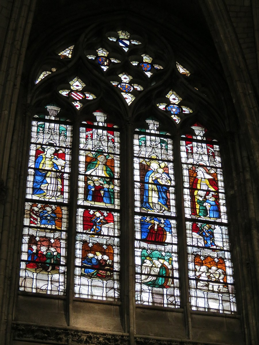 213 3_Marie (Madeleine Salome Cleophas)_1467-69 Notre-Dame evreux