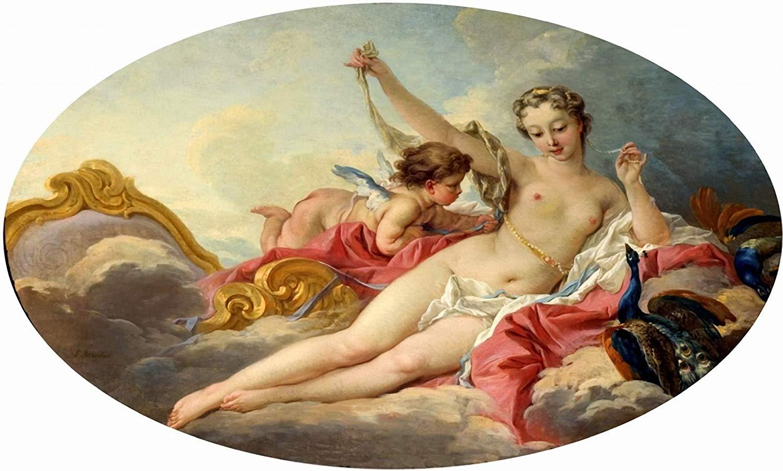 Boucher 1735 La toilette de Venus Musee Jacquemart Andre