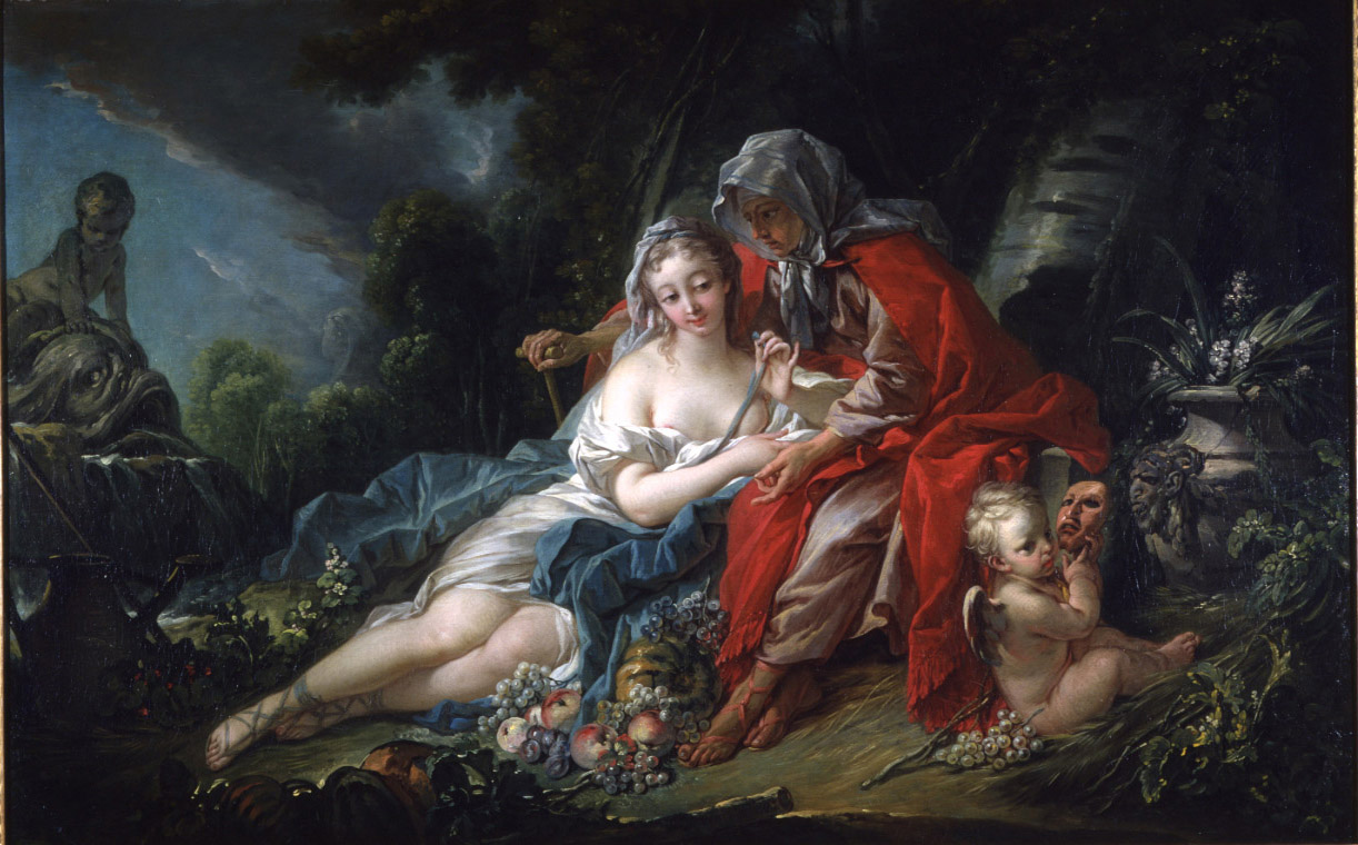 Boucher 1748a Earth-_Vertumnus_and_Pomona Columbus Museum of Art