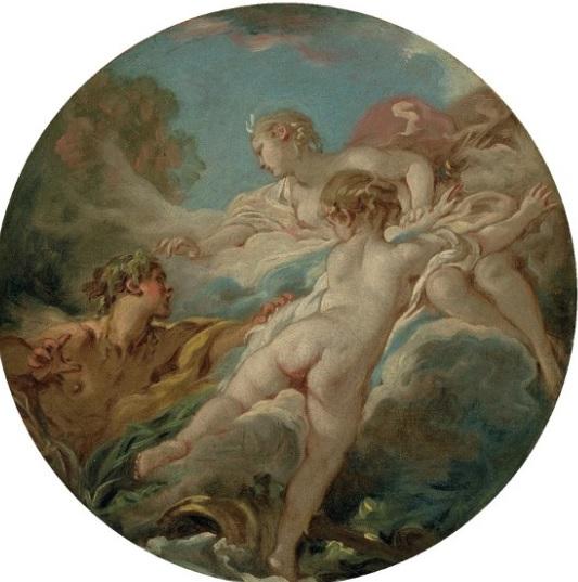 Boucher 1761 ca Alphee et Arethuse