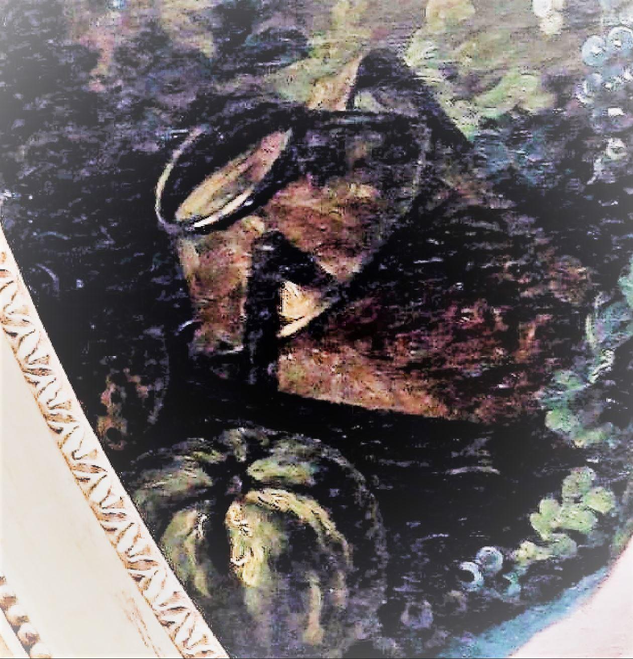 Boucher 1764a Vertumne_et_Pomone Louvre photo JL Mazieres detail