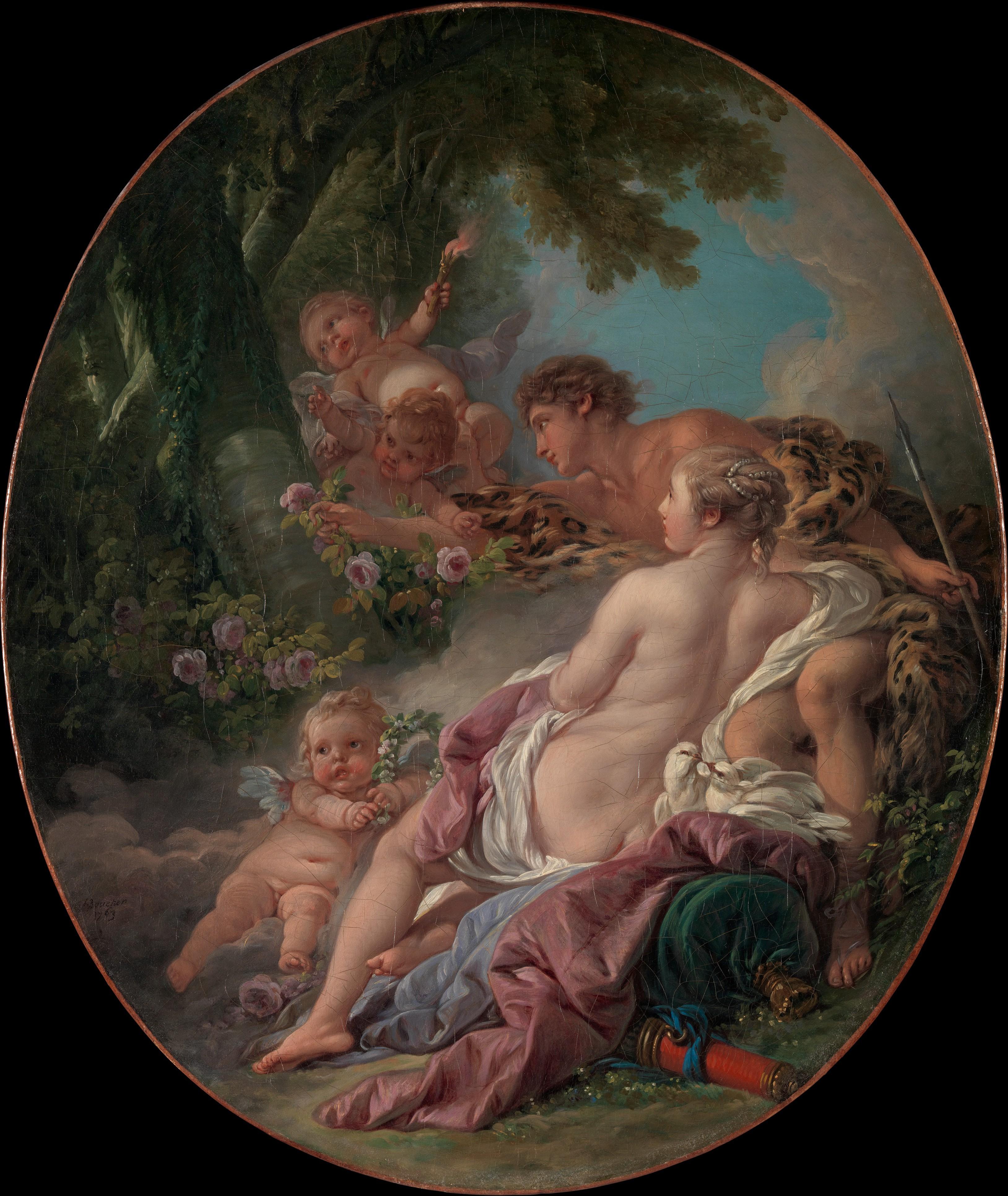 Boucher 1765 Angelique et Medor MET