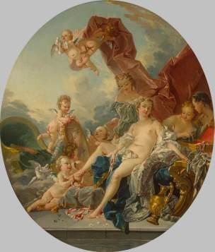 Boucher_1743 La_Toilette_de_Venus_ Ermitage
