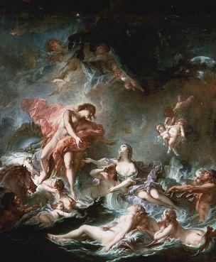 Boucher_1753_Le coucher du Soleil-_Wallace Collection