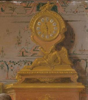 De Troy La Jarretiere detachee horloge