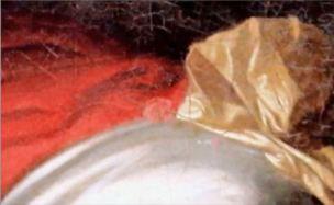 Fragonard 1777 Le verrou Louvre 73 × 93 cm detail rose