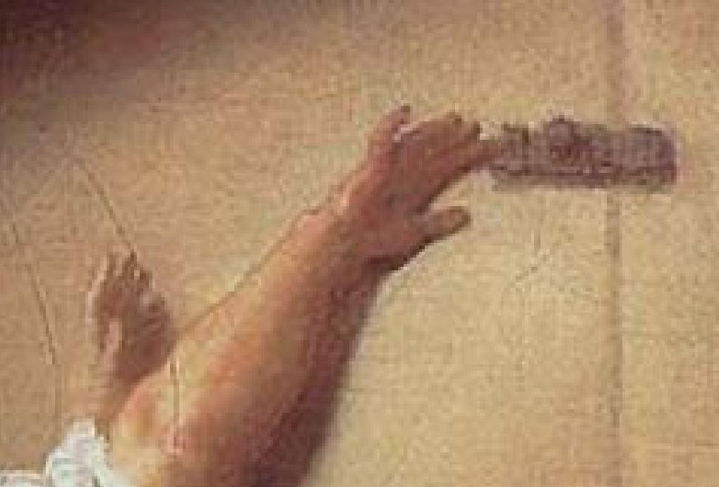 Fragonard 1777 Le verrou Louvre 73 × 93 cm detail verrou