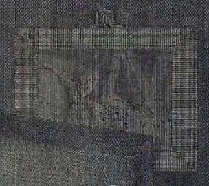 Fragonard 1778 Le contrat Gravure de Blot 179 detail Verrou