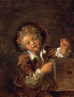 Fragonard-1780-Jeune-garcon-a-la-boite-a-curiosite-Portland-Art-Museum